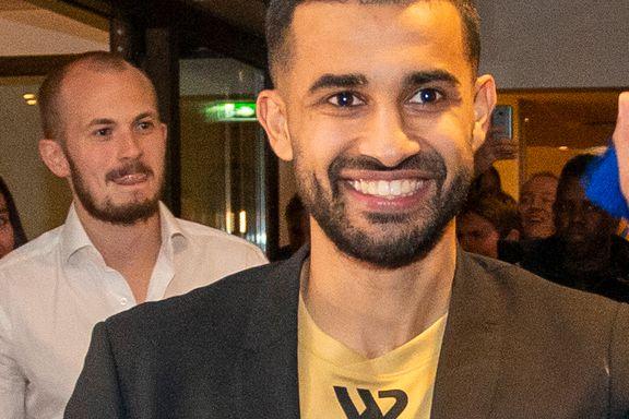 Hussain har to kamper igjen som Molde-spiller. Nå har sjansen økt for at han blir værende.