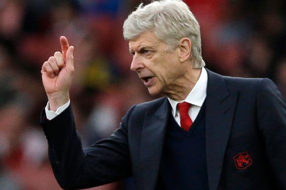 Wenger overrasket: – Jeg gjorde noe jeg ikke har gjort på 20 år
