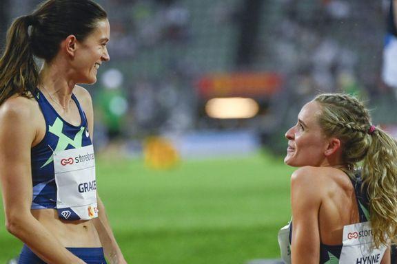 Heddas OL-drøm: – Står og dunker litt imot
