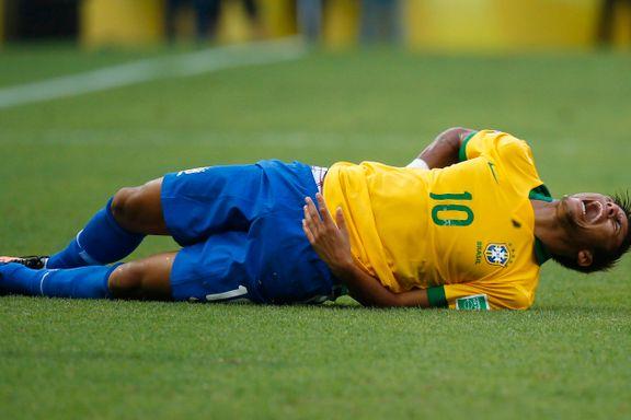 Neymar beskyldes for filming