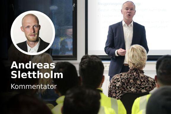 Om introduksjonsreformen virkelig lykkes, vil han bli husket som den første ordentlig suksessrike integreringsministeren i Norge