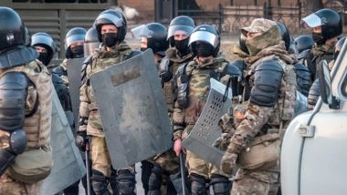 Nær 20.000 i Moskvas gater. Putin-regimet skal ha arrestert over 1700 personer i landet.