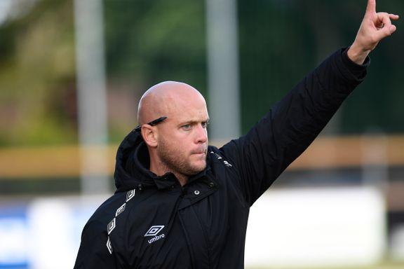 Olli Harder er ansatt som Landros assistent i Sandnes Ulf