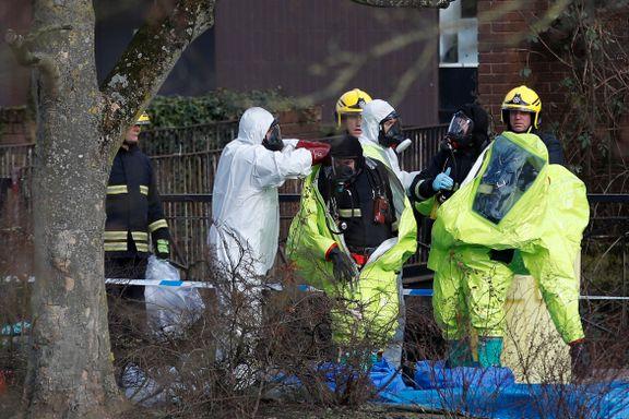 Uavhengig granskning: Novitsjok ble brukt i giftangrepet på Skripal