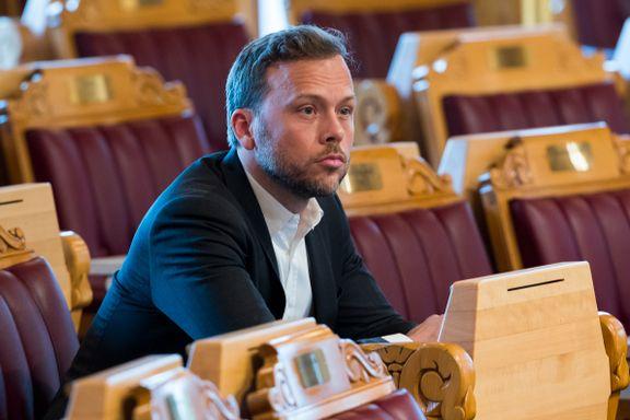 Norges manglende støtte til Canada rundt Saudi-Arabia-kritikk skuffer SV-leder: – Pinlig taushet fra Norge