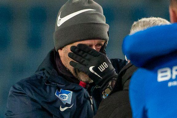 Rørt Molde-trener tok til tårene etter seieren: – Stolt og ydmyk