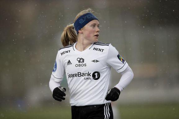 Dagen etter at karanteneoppholdet var over var Emilie og Julie på scoringslisten til Rosenborg: – Handler om å levere målpoeng