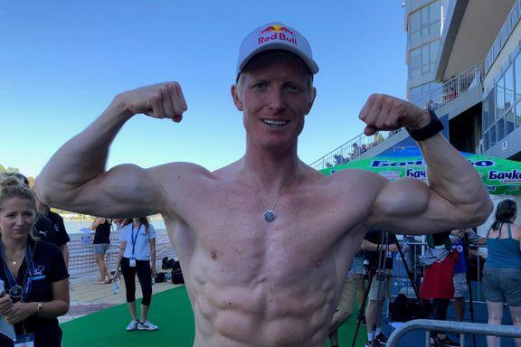 Jubler etter Norges andre VM-gull på et kvarter: – Det har vært en ufattelig tung reise