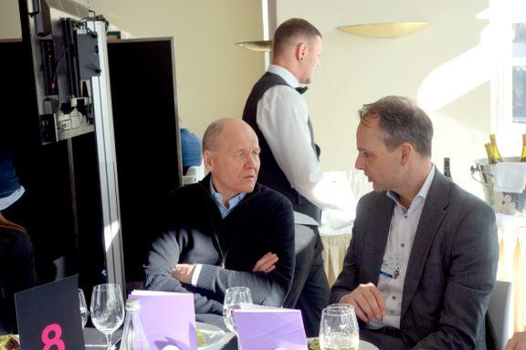 Telenor-sjefens inngangsbillett i Davos: 250.000 kroner