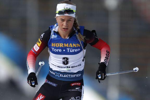 Dobbelt norsk i jaktstart-thriller – Eckhoff fikk revansje