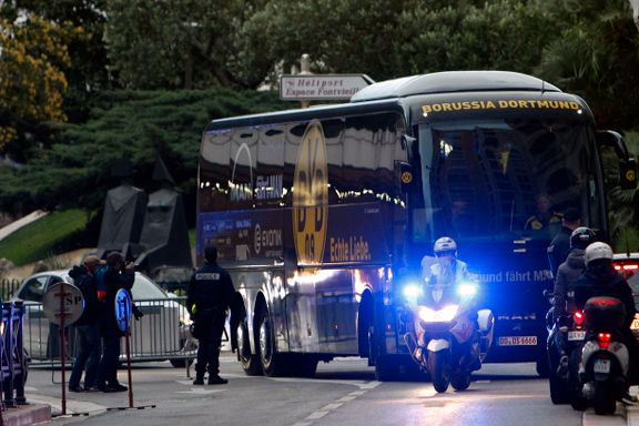 Politiet stoppet Dortmund-bussen: - Det verste som kunne skje én uke etter angrepet