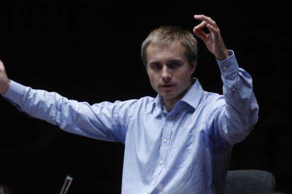 Vasily Petrenko blir ny musikalsk leder for Royal Philharmonic Orchestra