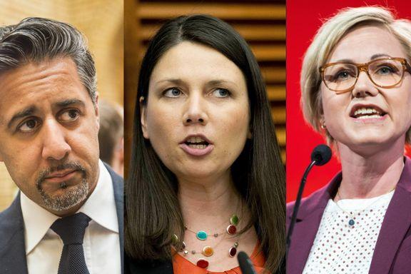 Politikere mener de bruker altfor mye tid på å kommentere meningsmålinger