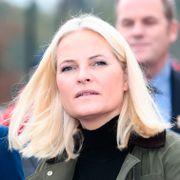 Kronprinsesse Mette-Marit har fått konstatert en kronisk lungesykdom