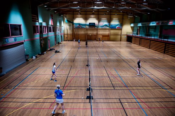 Denne klubben er den eneste i Kristiansand som får trene innendørs i påska