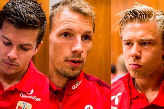 Dette mener RBK-spillerne om Strandbergs exit