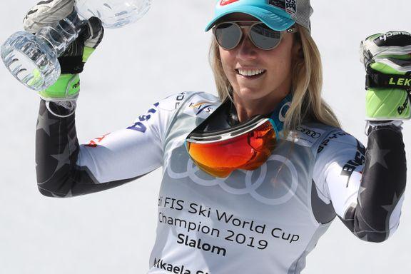 Shiffrin med ny seier - Lysdahl nummer åtte i Andorra