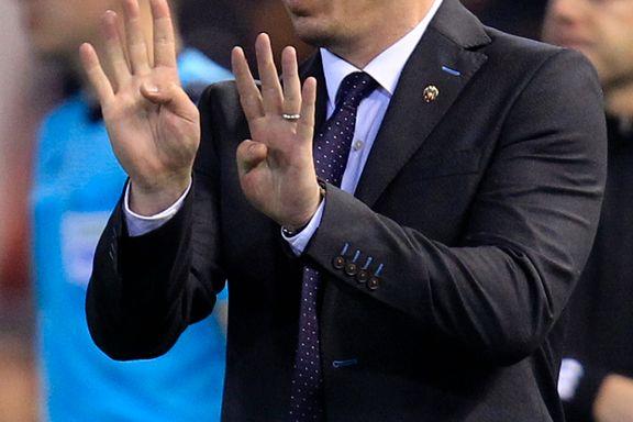Gary Neville må fortsatt vente på Valencia-seieren