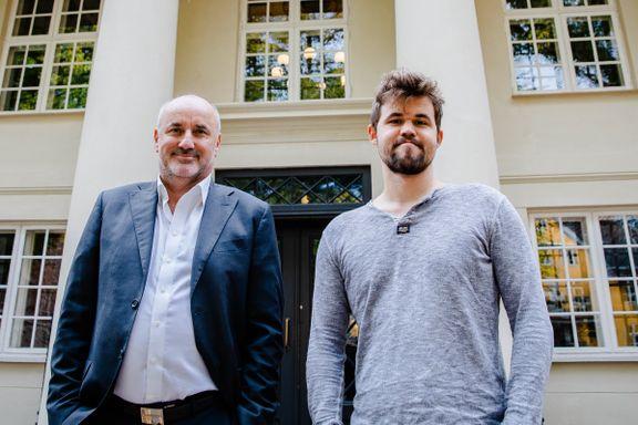 Tidligere Carlsen-manager tjente over ni millioner på aksjesalg