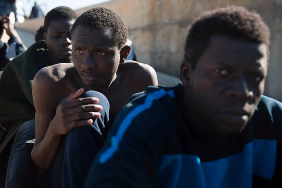 Derfor er ni av ti migranter borte fra Italia