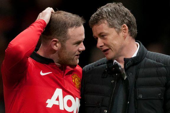 Rooney vil gjerne ha Solskjær som fast United-manager