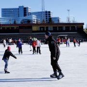 Oslo dropper planene om ishall på Valle Hovin