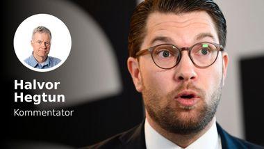 Pandemien ble portåpner for paria Åkesson