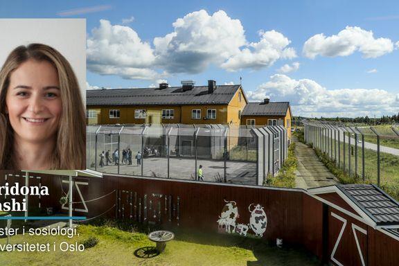 De innsatte på Trandum synes det er verre enn fengsel   Liridona Gashi