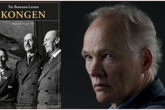 Bomann-Larsens verk om Haakon og Maud blir målestokken for fremtidige kongebiografier