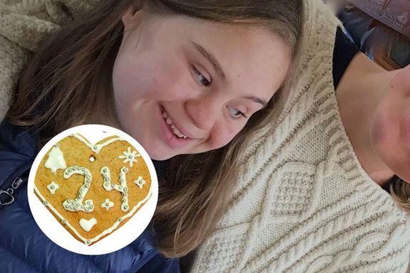 «Benedikte lærte meg at alle kan ha venner - uansett om man har Downs syndrom eller ikke»
