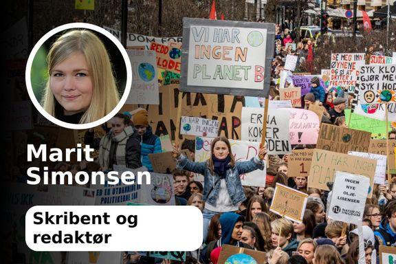 Uviten: Skolestreik for klimaet viser hvordan psykologi er viktigere enn kunnskap