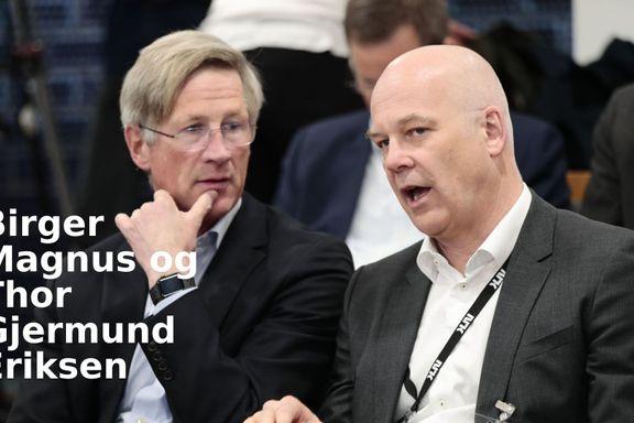 Vi undres over at andre norske medieledere ser seg tjent med å forsøke å bygge ned NRK