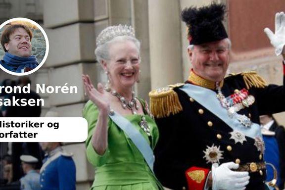 Etter 50 år lærte danskene seg sette pris på prins Henrik. I dag bisettes han, 83 år gammel.