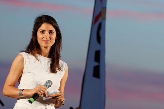 Roma får sin første kvinnelige borgermester