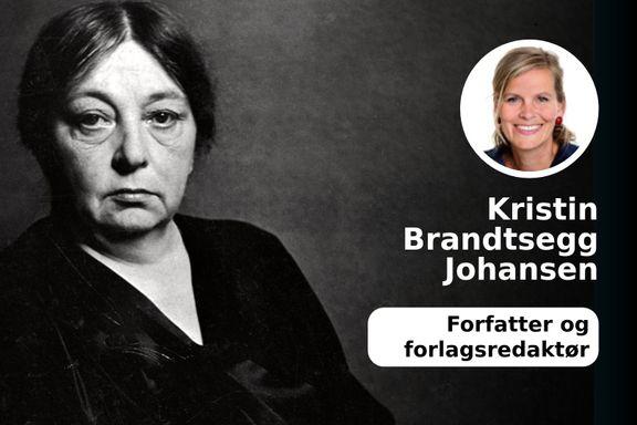 Er Sigrid Undset den nye Ferrante? Nei, det er omvendt.