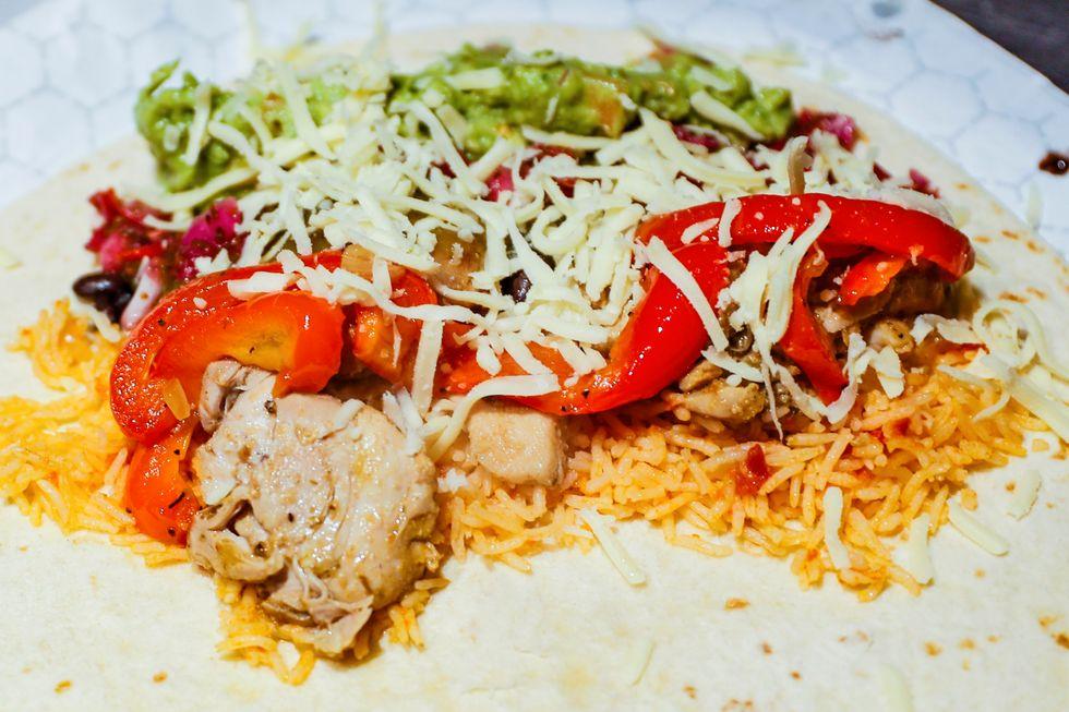 Restaurantanmeldelse: Smalhans etter nyttår? Lei julemat? Prøv en burrito hos Freddy Fuego!