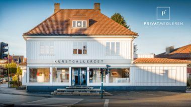 PrivatMegleren med nytt kontor – flytter inn i Kunstgalleriet på Madlaveien