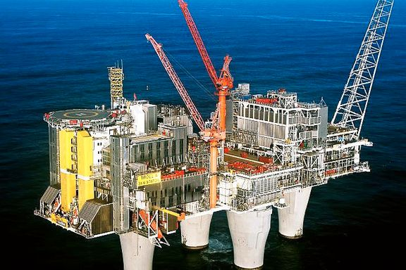 Ny rekord i eksporten av norsk gass