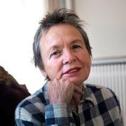 Laurie Anderson: – Vet du hva vi mennesker har felles? Ikke kjærlighet, men frykt