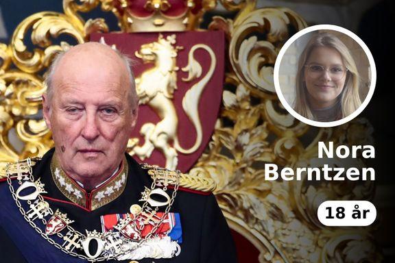 Vi kan ikke verne om monarkiet fordi kongen virker chill