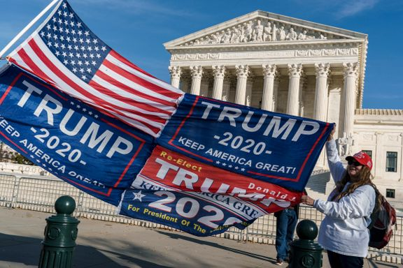 Biden må fjerne de økonomiske urimelighetene som la grunnlaget for Trump