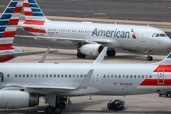 American Airlines kutter 19.000 jobber når statsstøtten tar slutt