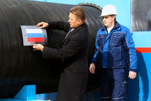 Norge skal hjelpe Russland med å bygge omstridt gassledning over Østersjøen