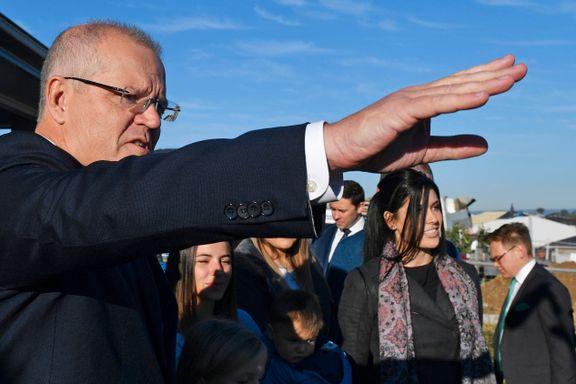 Spørsmål om homofile havner i helvete ble tema i valgkamp. Billig knep, mener statsminister.