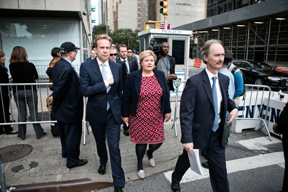 Håndplukket superdiplomat er klar som ny norsk Kina-ambassadør