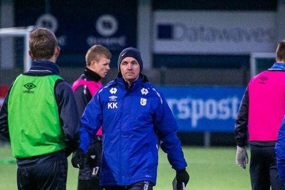 Hødd skal teste to nye spelarar mot Molde
