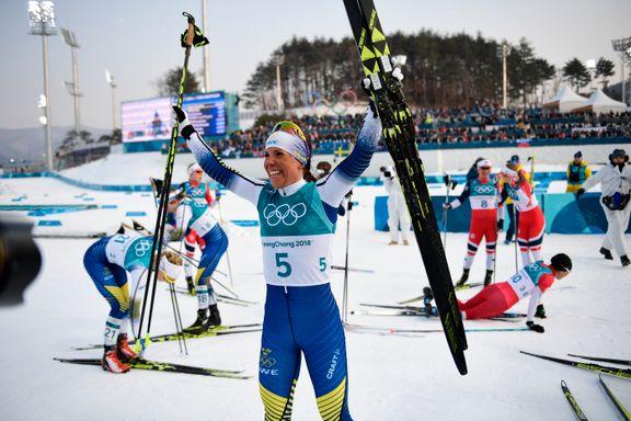Grattis, Sverige! Dere har verdens beste skiløper