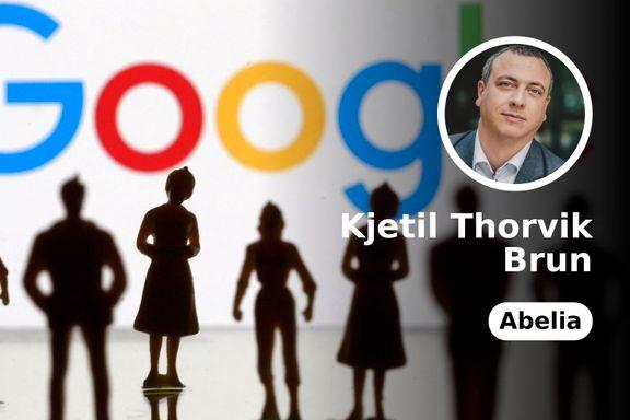 Hvis Google ble partert, hvilke gribber ville da dukket opp til fråtsefesten?