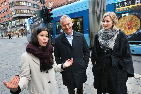 Aftenposten mener: Gode planer for Oslo sentrum