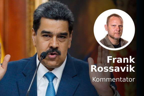 Et slags kuppforsøk minner om Venezuelas tragedie